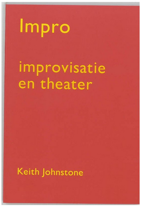 Boek Keith Johnstone
